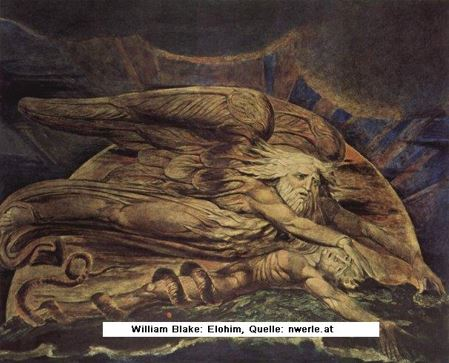 William Blake: Elohim, Quelle: nwerle.at